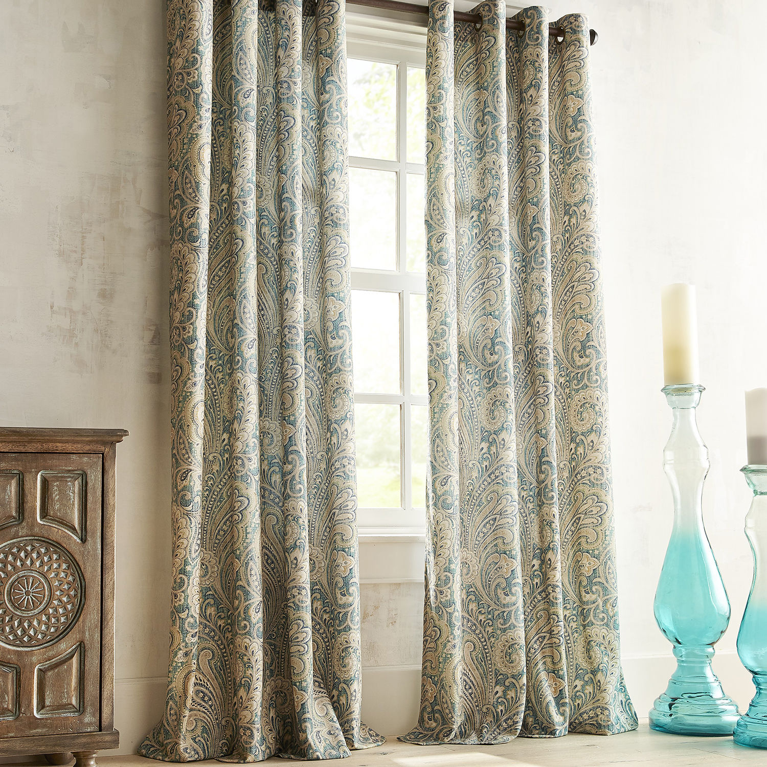 Curtains for Sliding Glass Doors | Window Drapes | Walmart Drapes
