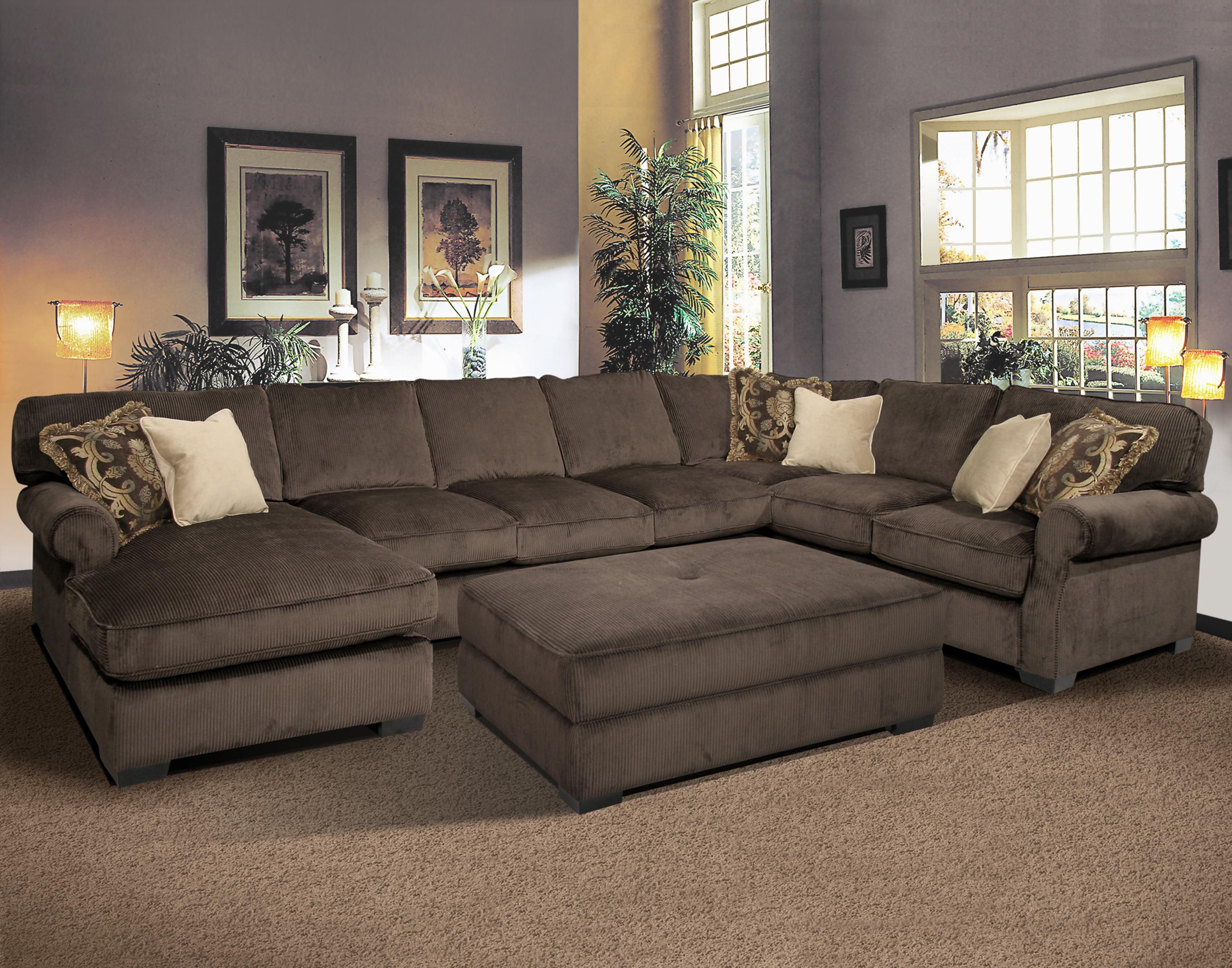 Curved Sectional | Reclining Sectional | Large Sectional Sofas