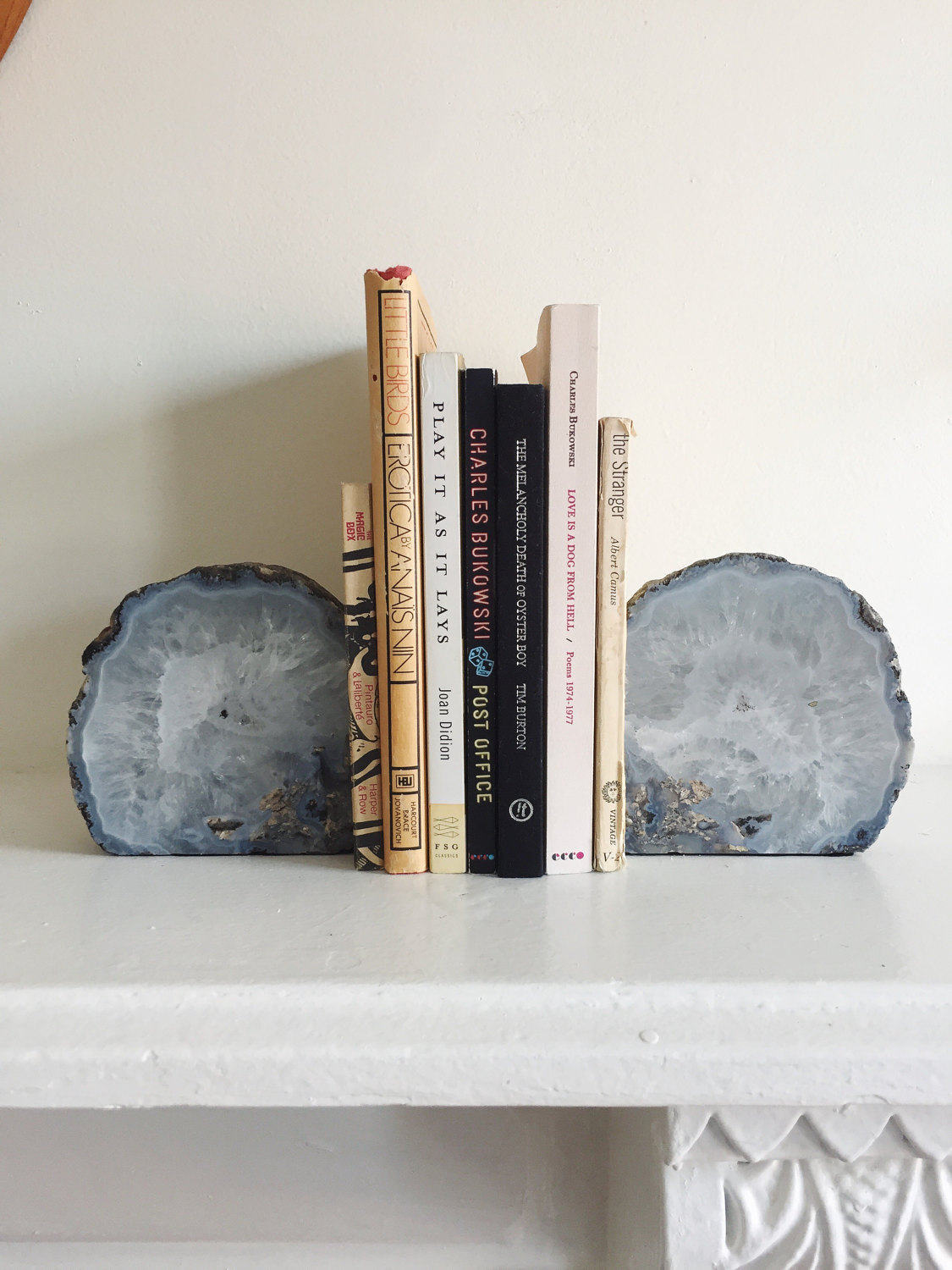 Cute Geode Bookends | Lovely Geode Bookends Cheap