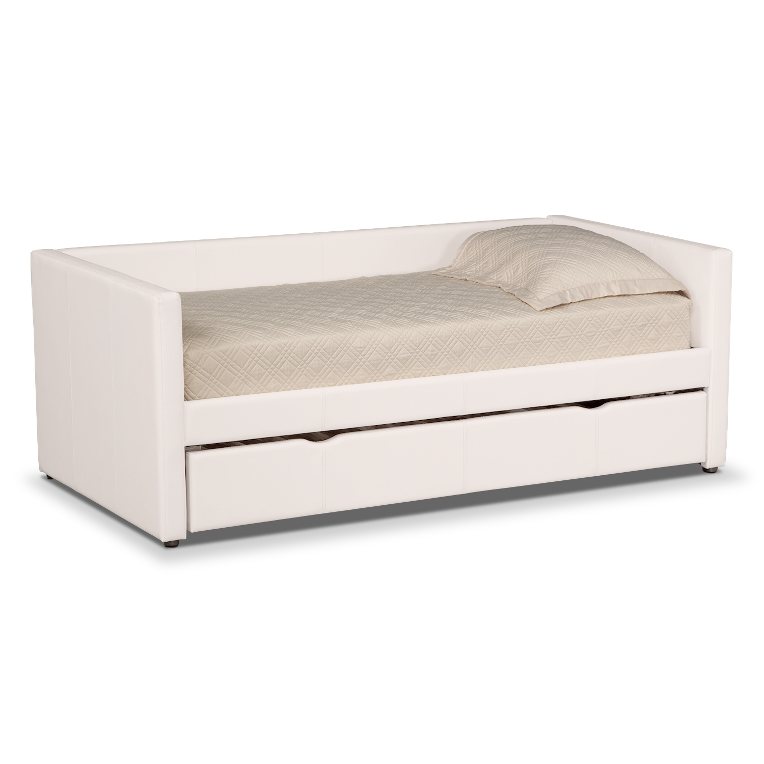 Daybed Couch | Full Size Daybed with Trundle | Full Size Daybed with Trundle