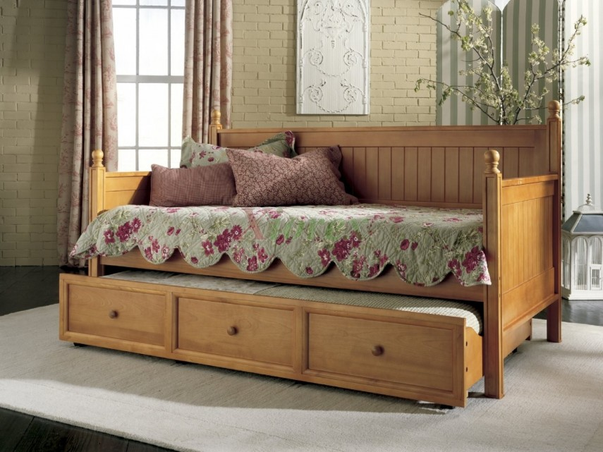 Daybed Walmart | Full Size Daybed With Trundle | Twin Day Bed