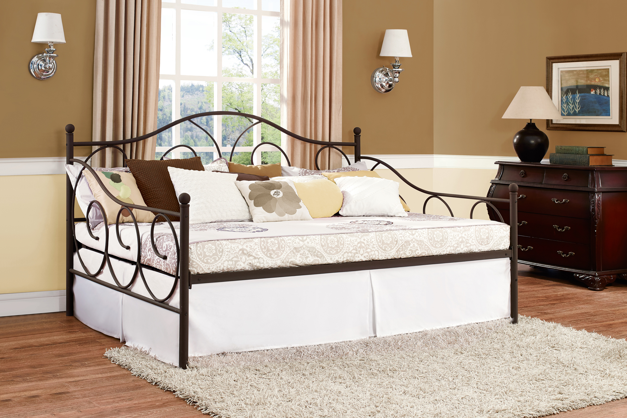 Trundle beds for adults - Daybeds Under 200 Full Size Daybed With Trundle Wooden Daybed