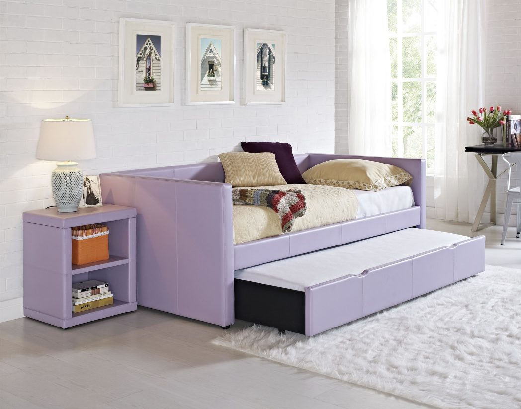 Daybeds with Trundles | Full Size Daybed with Trundle | Day Bed Frame