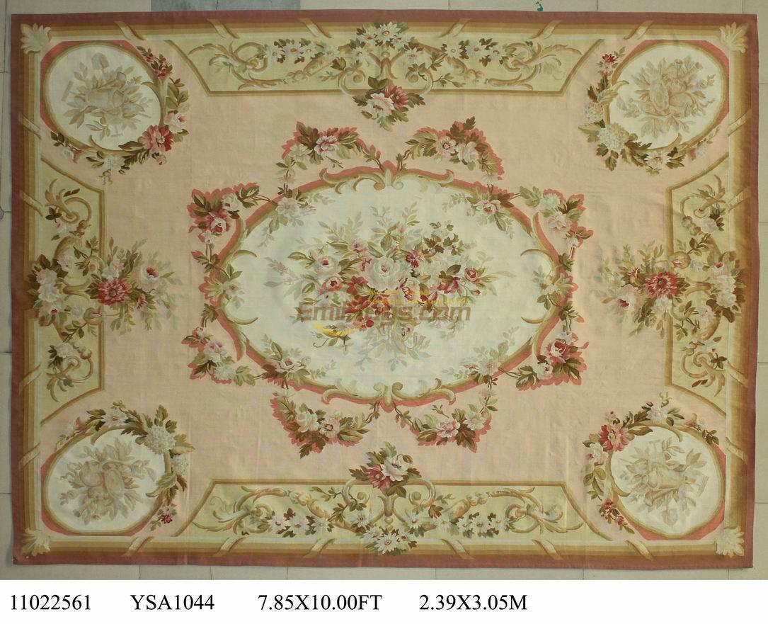 Dazzling Aubusson Rugs | Gorgeous Sculpted Rugs