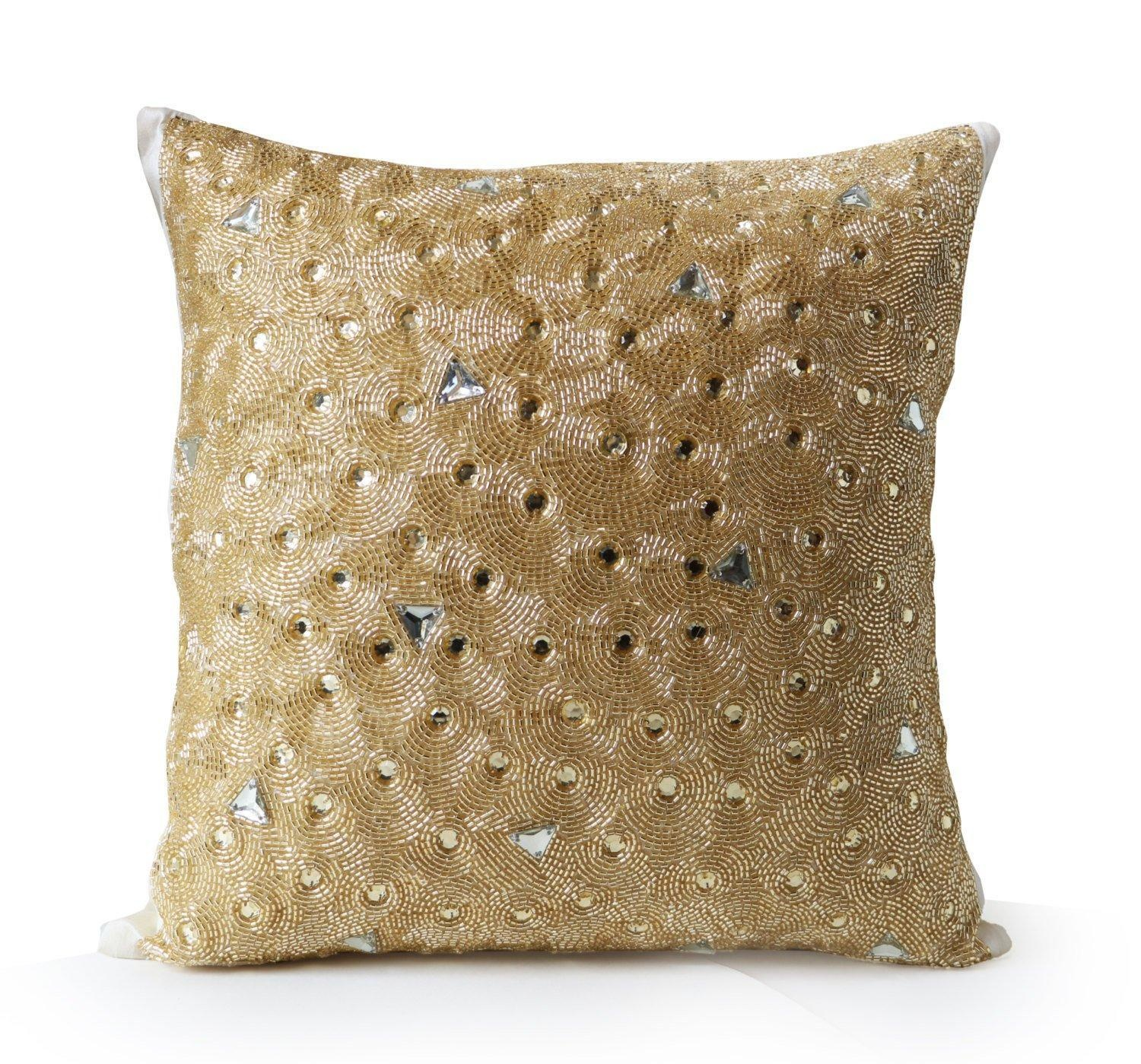 Bed pillows decorative - Decorative Pillows For Bed Gold Throw Pillows Target Pillows