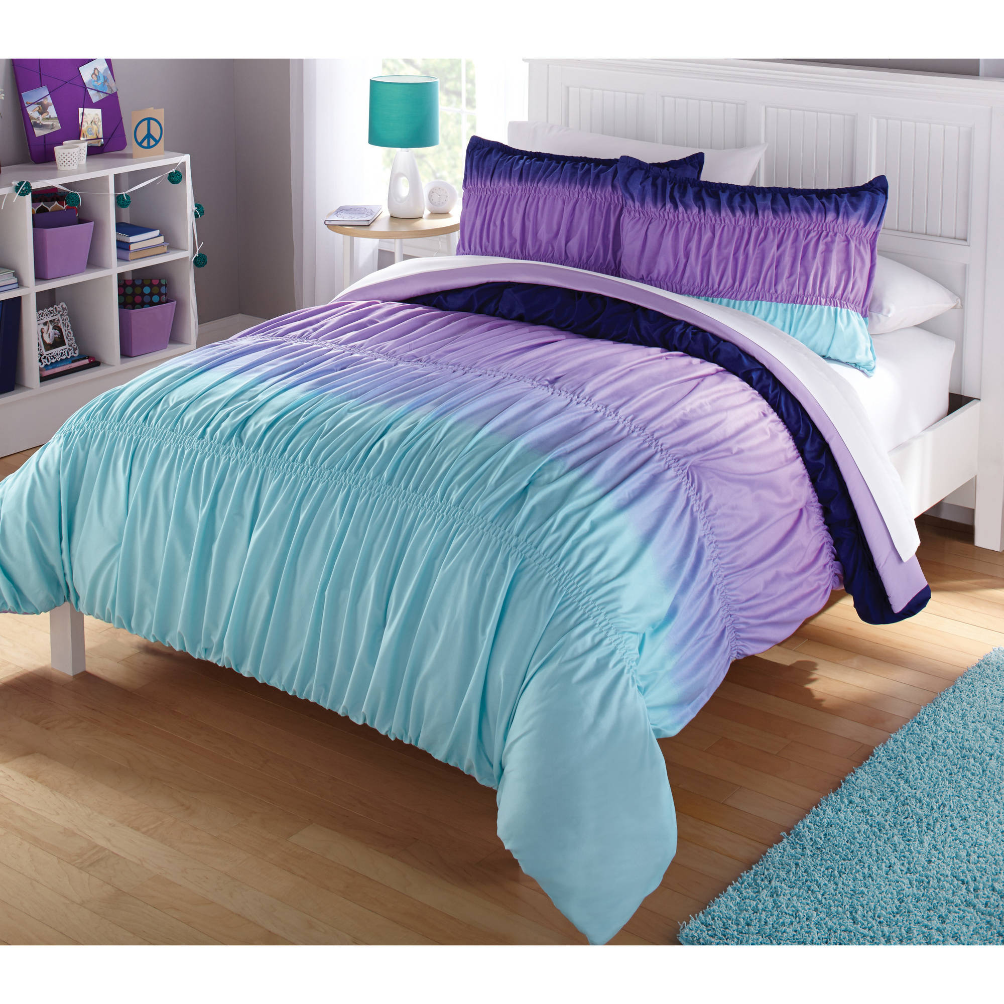 Deep Purple Comforter Set | Purple Comforter Sets | Purple Comforters Sets