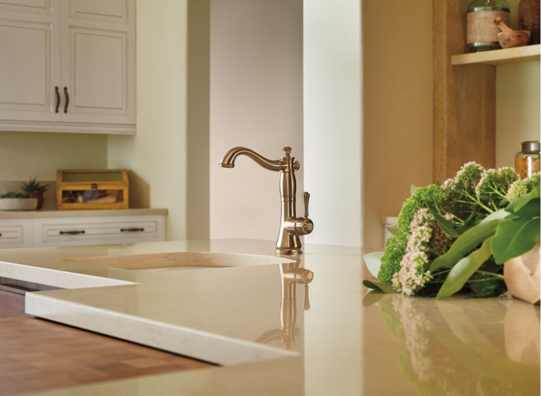 Delta Cassidy Faucet | Bronze Faucets Kitchen | Professional Kitchen Faucets