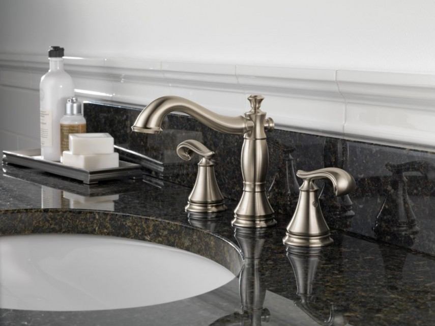 Delta Cassidy Faucet | High Flow Rate Kitchen Faucets | Kitchen Faucet With Pull Out Sprayer