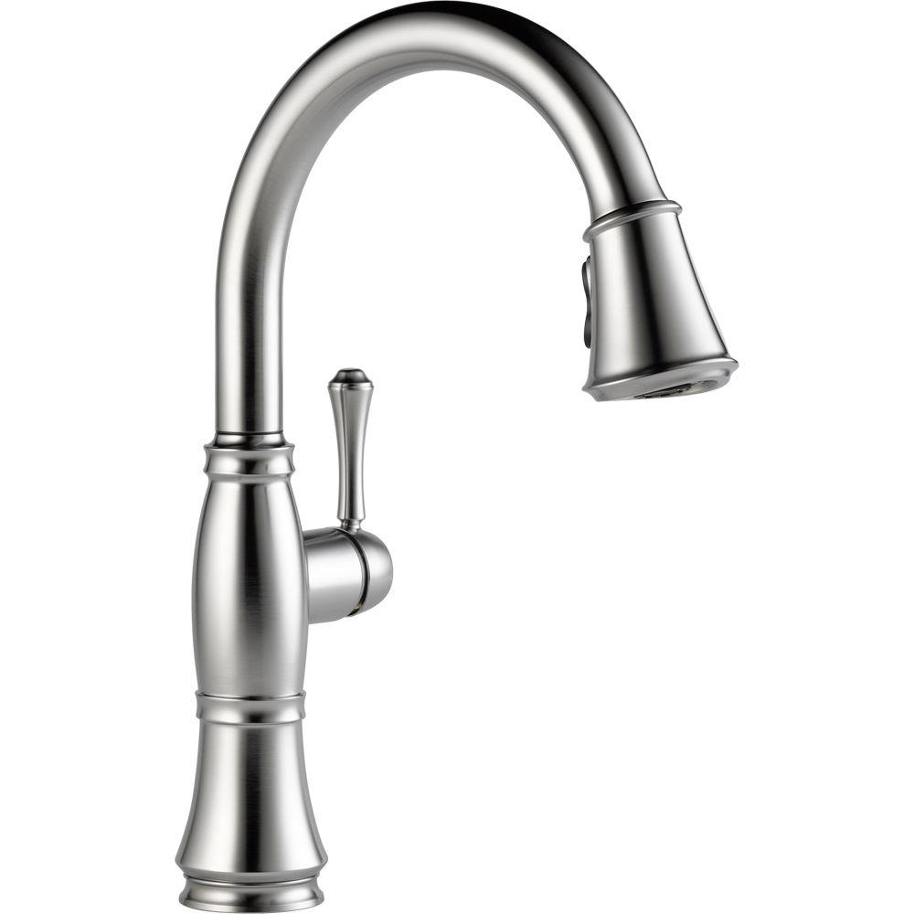 Delta Cassidy Faucet | Pull Down Faucet Reviews | High End Faucets