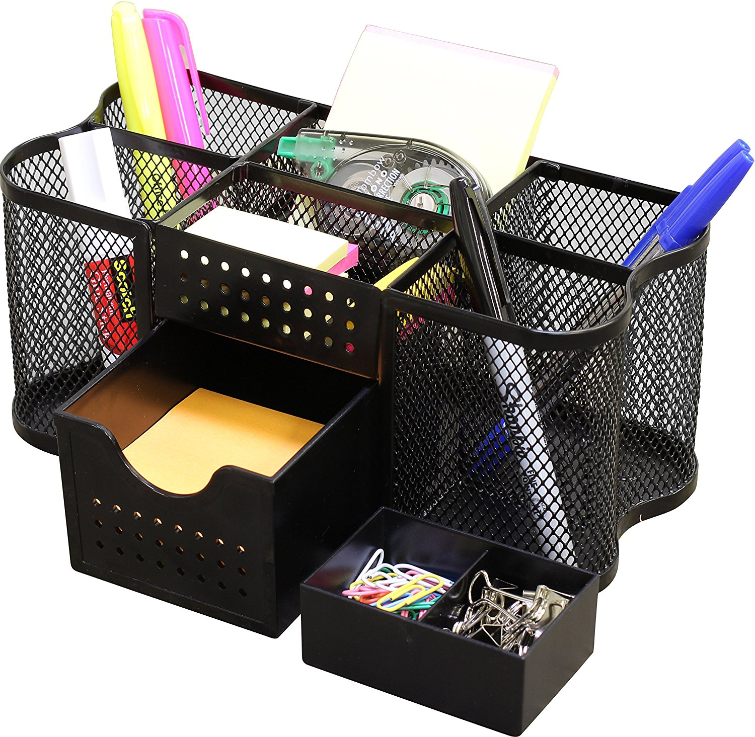 Desk Organizers | Countertop Mail Organizer | Organizing Your Desk