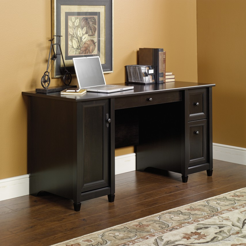 Desks Wayfair | Sauder Computer Desks | Sauder Computer Desk Cinnamon Cherry