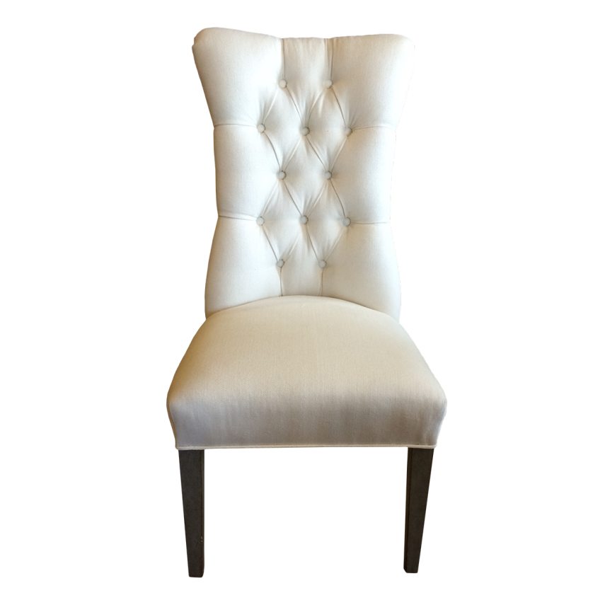 Dinette Chairs | Tufted Dining Chair | Brookline Tufted Dining Chair