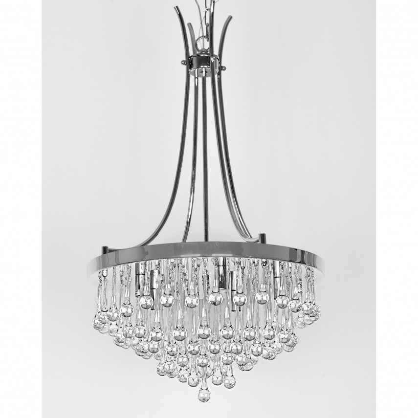 Dining Room Mesmerizing Chandelier Crystals For Home Lighting Ideas Stepha