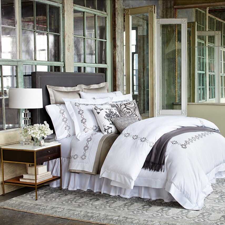 Discount Luxury Linens | Sferra Coverlet | Sferra Bedding