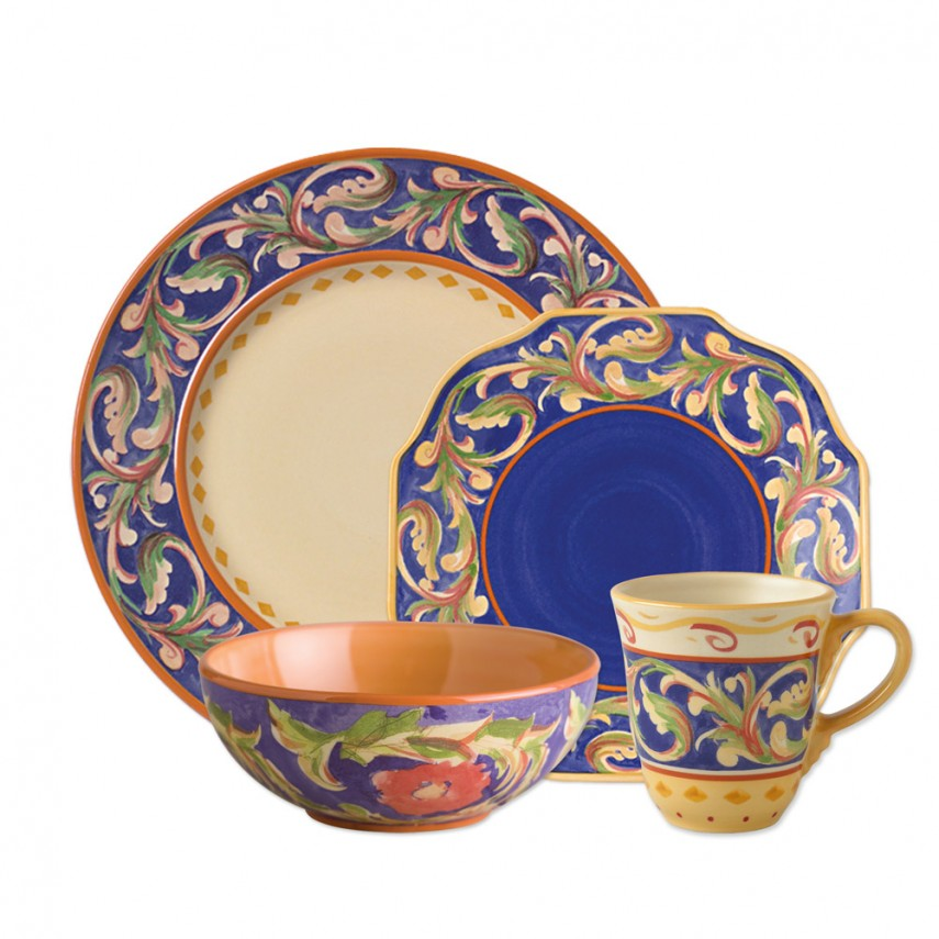 Dishware Sets | Kitchen Dish Sets | Stoneware Dinnerware Sets