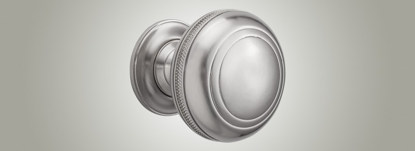 Door Knob | Modern Interior Door Handles | Brushed Nickel Door Knobs