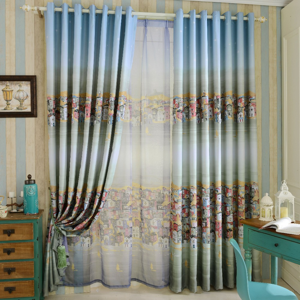 Drapes Bay Window | Curtains and Window Treatments | Window Drapes