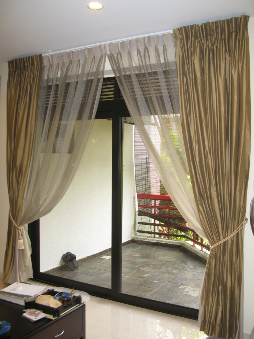 Drapes For Wide Windows | Coral Curtains | Window Drapes