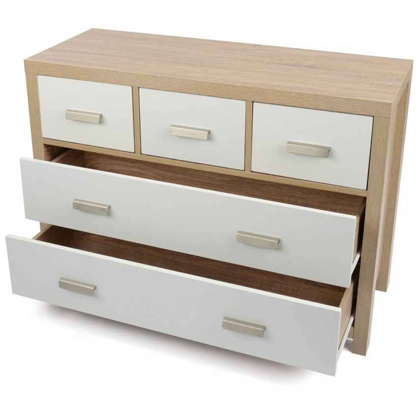 Drawer Chest | Bombe Chest Of Drawers | Ikea Dresser