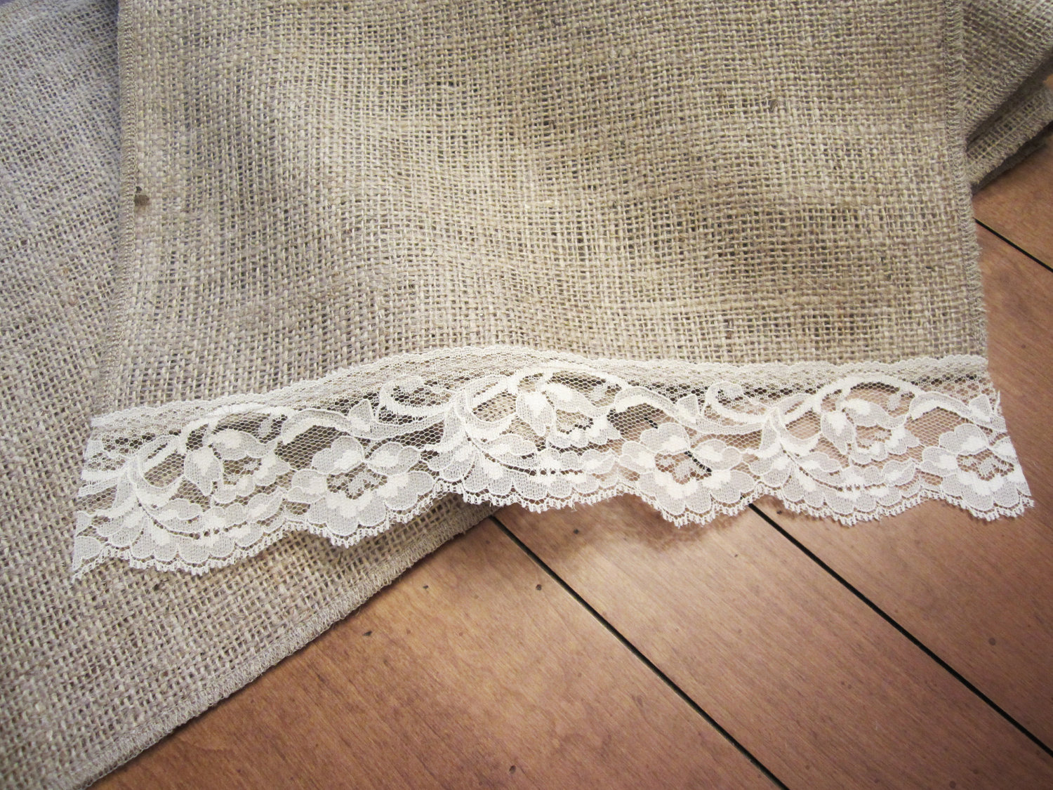 Dresser Runner | Thanksgiving Table Runner | Lace Table Runners