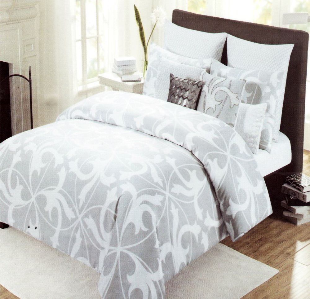 Using White Duvet Cover Queen for Gorgeous Bedroom Decoration Ideas: Duvet Covers King | Coral Duvet Cover | White Duvet Cover Queen