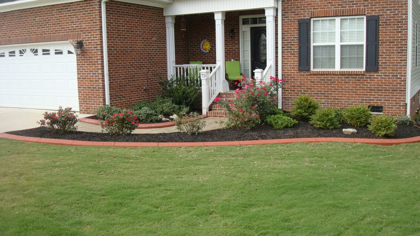 Edging Stones For Landscaping | Cobblestone Edging | Landscape Edging Ideas