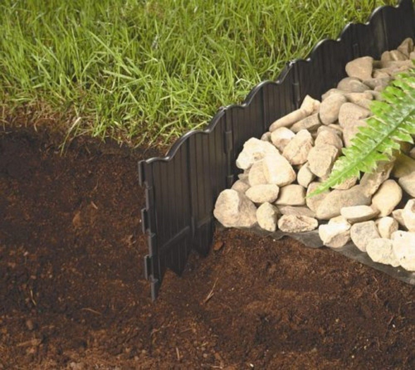 Edging Stones Lowes | Yard Edging Ideas | Landscape Edging Ideas