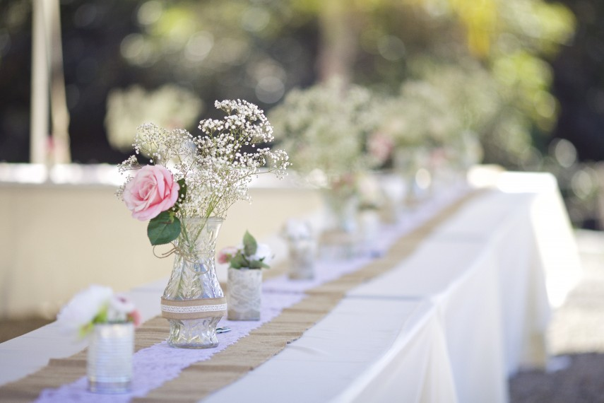 Elegant Table Runners | Lace Table Runners | Table Doilies