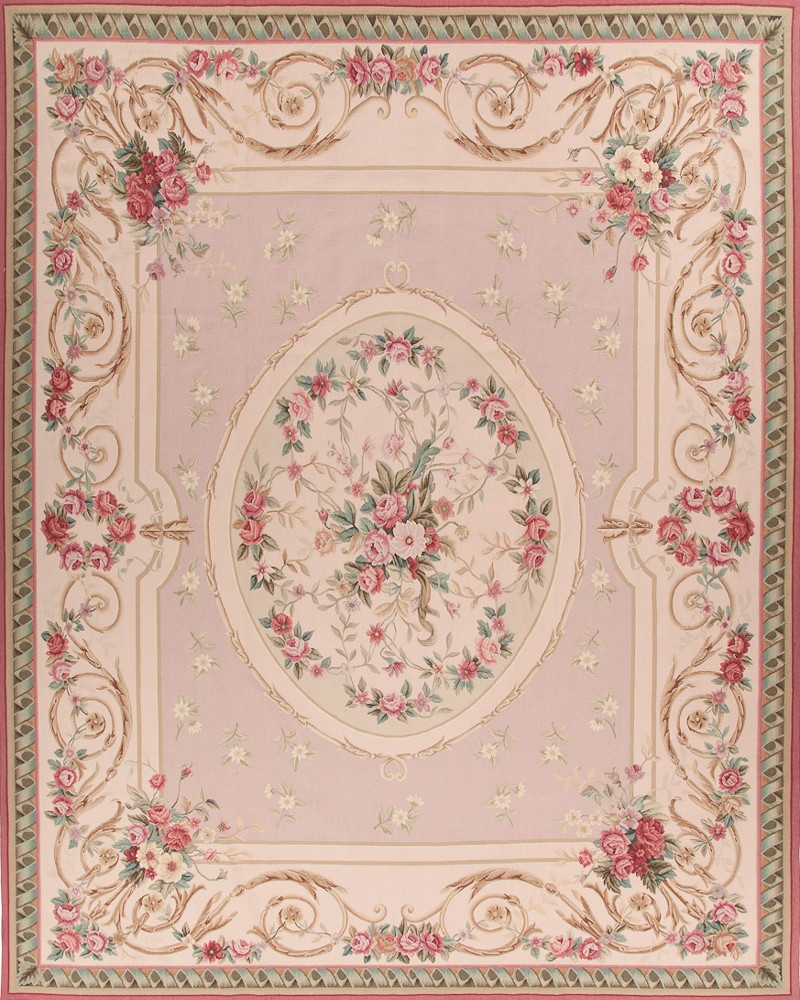 Endearing Aubusson Rugs | Lovable Aubusson Area Rugs