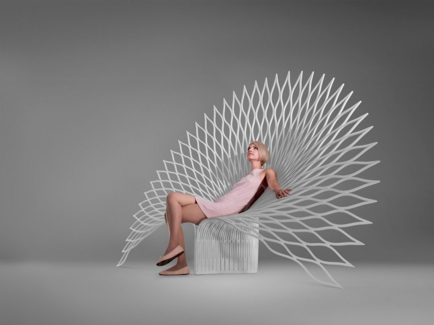 Endearing Peacock Chair | Endearing Peacock Accent Chair