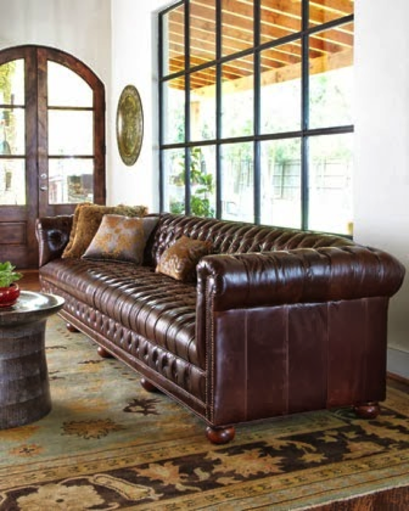 Engaging Old Hickory Tannery Sofa | Mesmerizing Old Hickory Tannery Inspiration