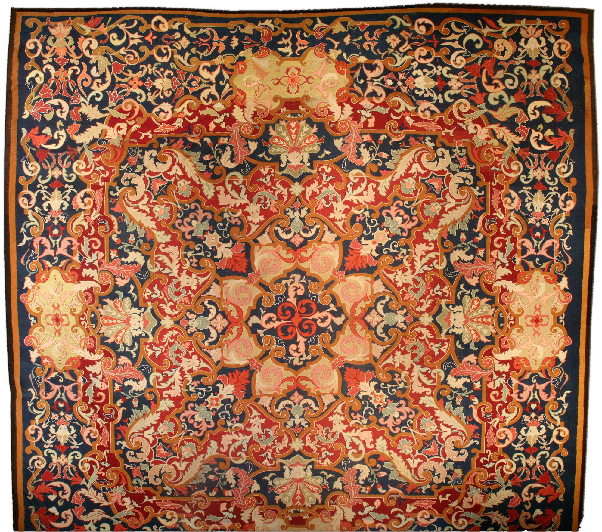 Engaging Serena Aubusson Area Rugs | Fresh Aubusson Rugs