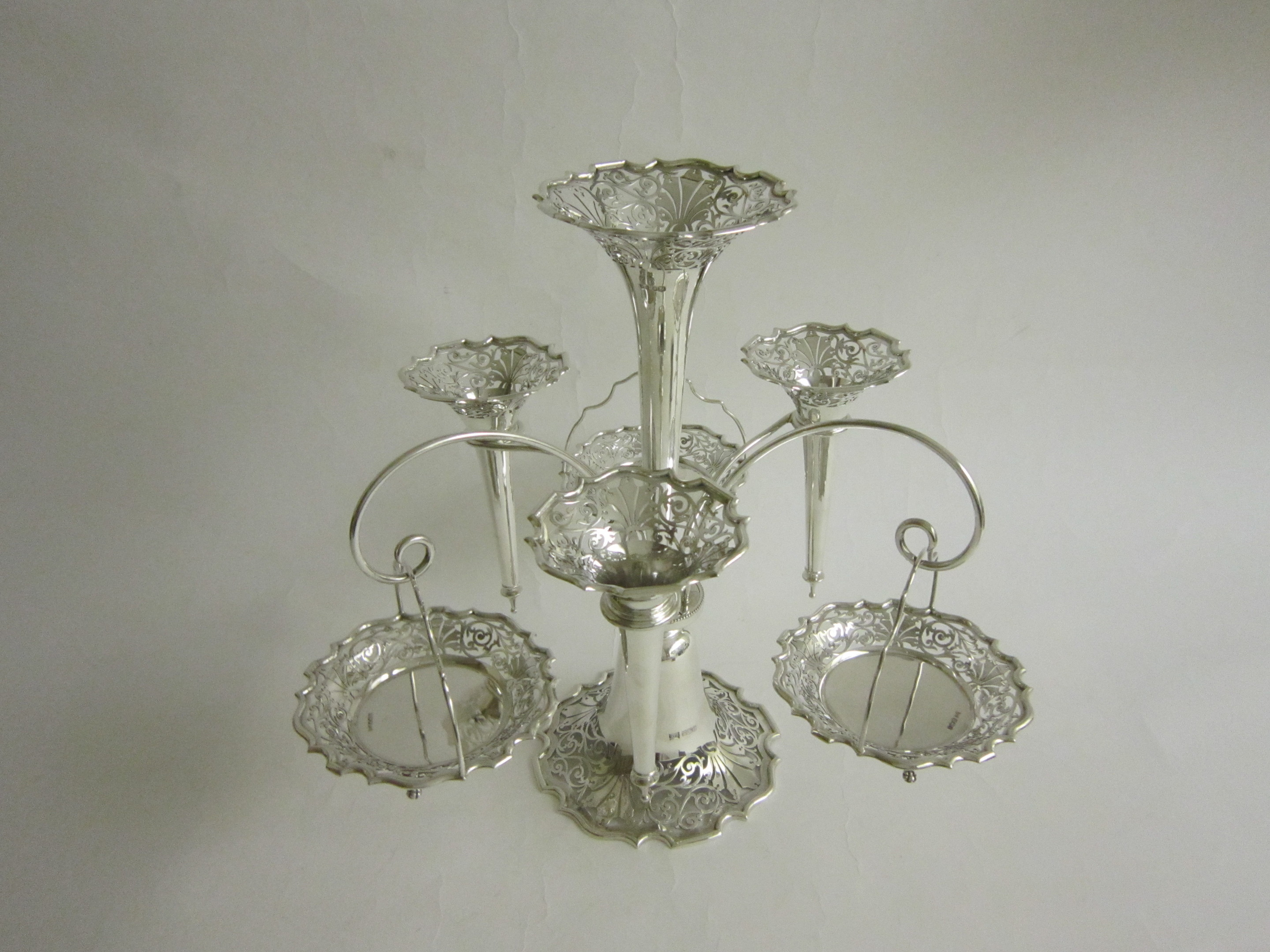 Enjoyable Epergne for Sale | Mesmerizing Epergne