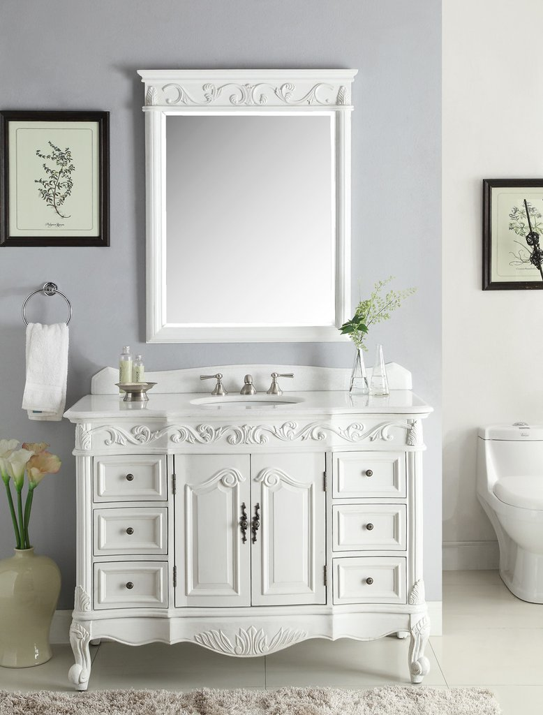 Entrancing 20 Inch Vanity | Captivating Chans Furniture