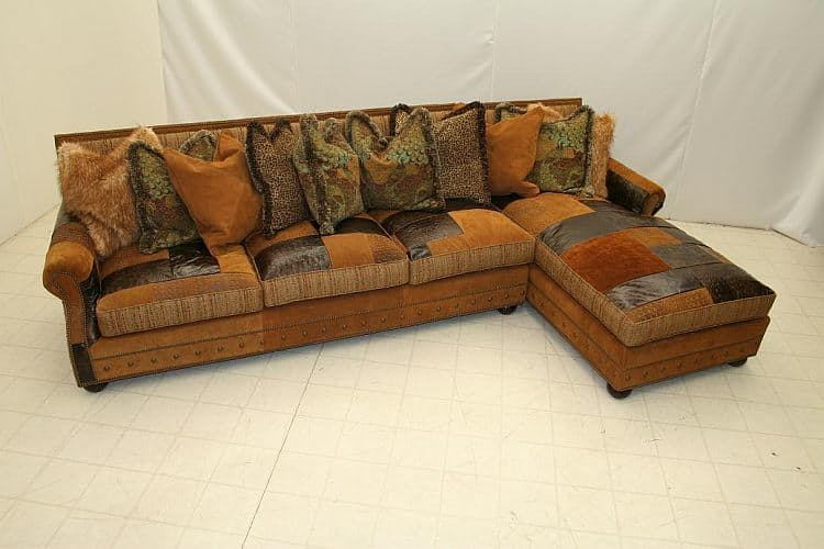 Entrancing Hickory Sofa | Marvellous Old Hickory Tannery