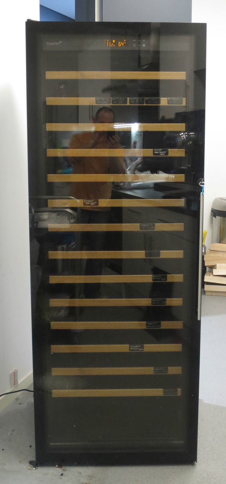 Eurocave | Eurocave Wine Cabinet | Eurocave Vieillitheque Confort V264