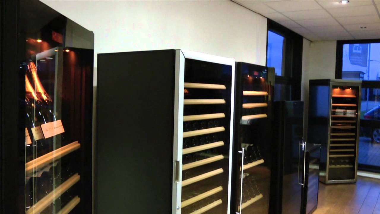 Eurocave | Wine Cellar Cabinet | Euro Wine Fridge