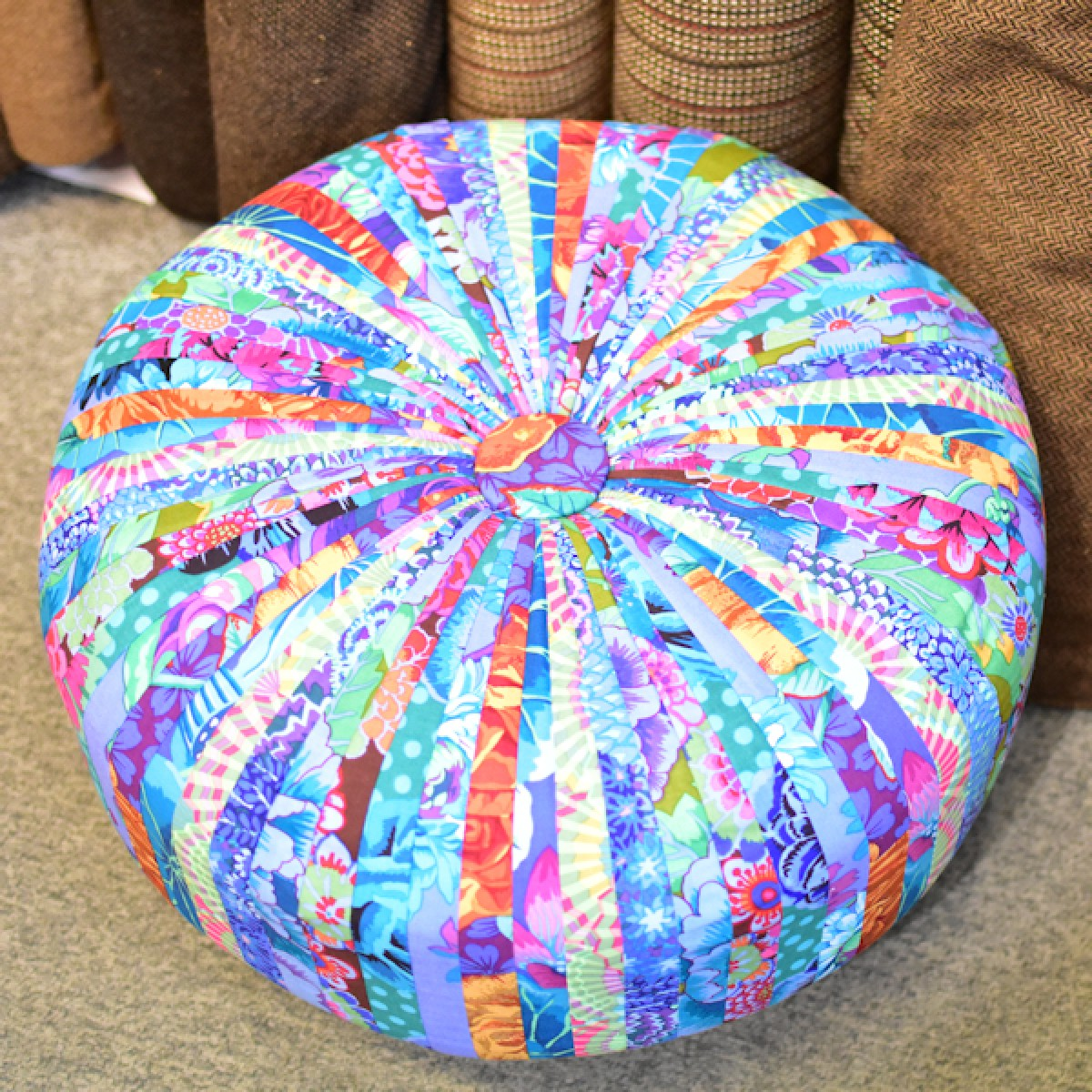 Excellent Tuffet | Wonderful Tuffet Pattern