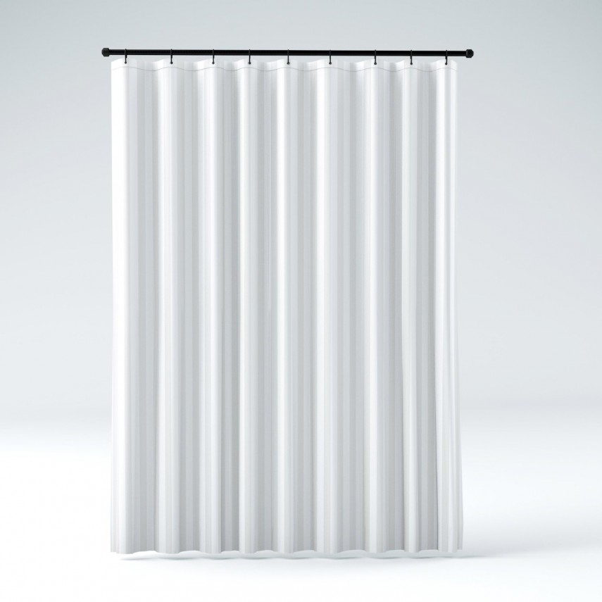 Extra Long Shower Curtain Liner | Shower Curtain Liner | Hookless Shower Curtain With Liner