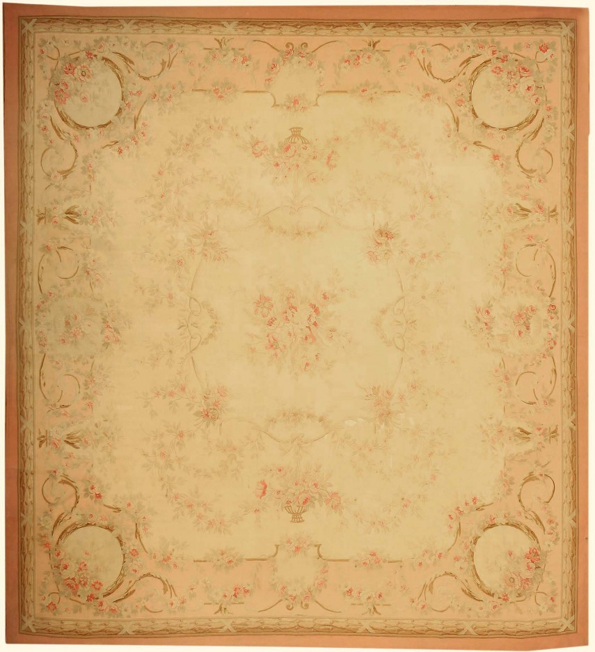 Extraordinary Aubusson Rugs | Cool French Inspired Rugs