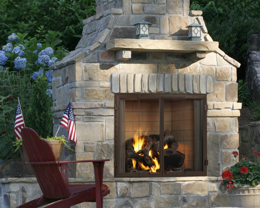 Extraordinary Fmi Fireplaces | Fancy Fireplace Manufacturers Inc