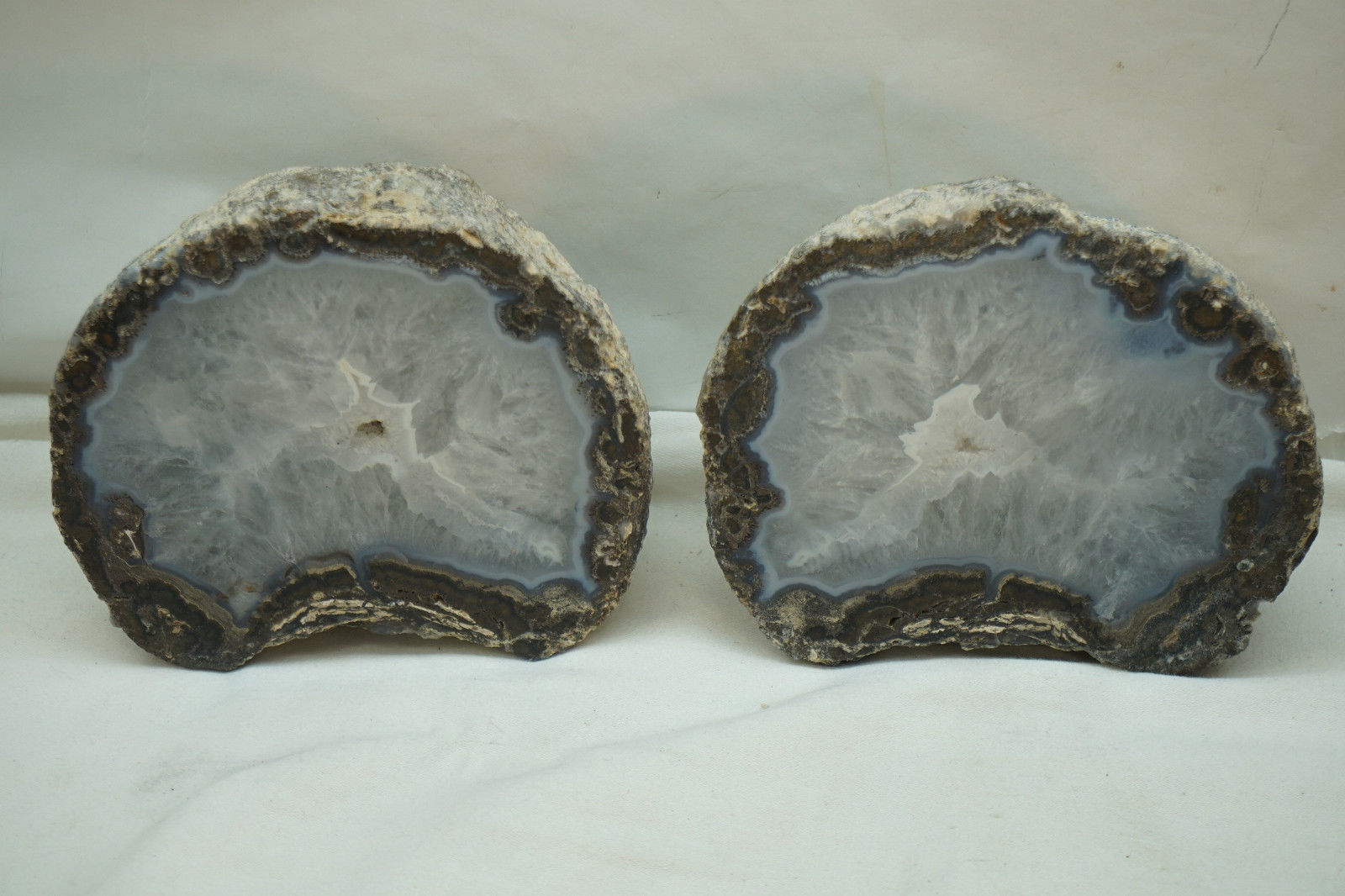Extraordinary Geode Bookend | Cute Geode Bookends