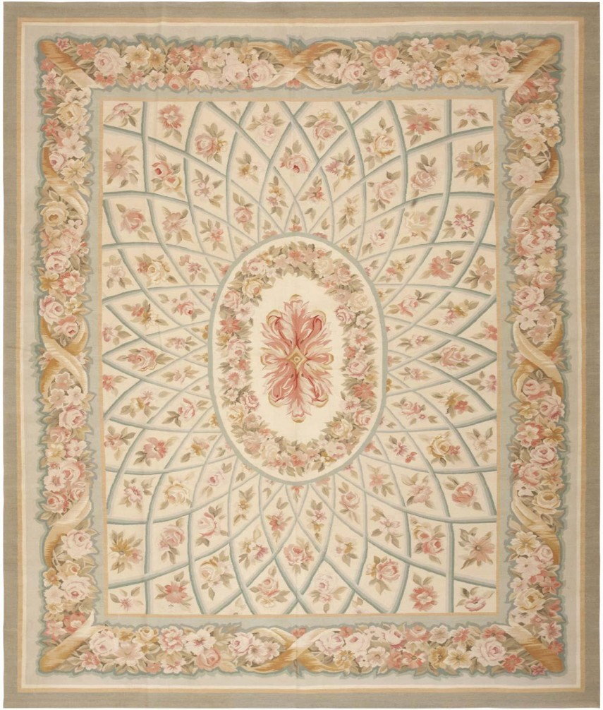 Extravagant Sculpted Rugs | Interesting Aubusson Rugs