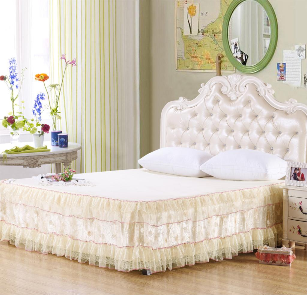 Eyelet Bed Skirt | Bed Skirts Queen | Kohls Twin Xl Bedding