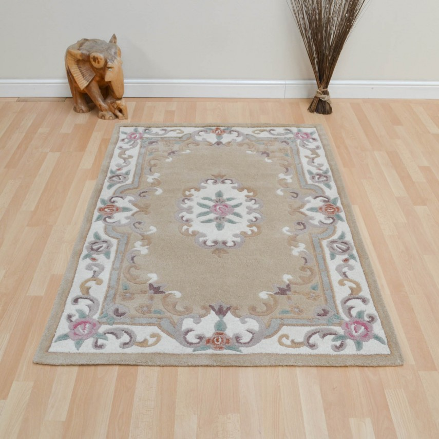 Fancy Aubusson Rugs | Interesting Abusson Rugs
