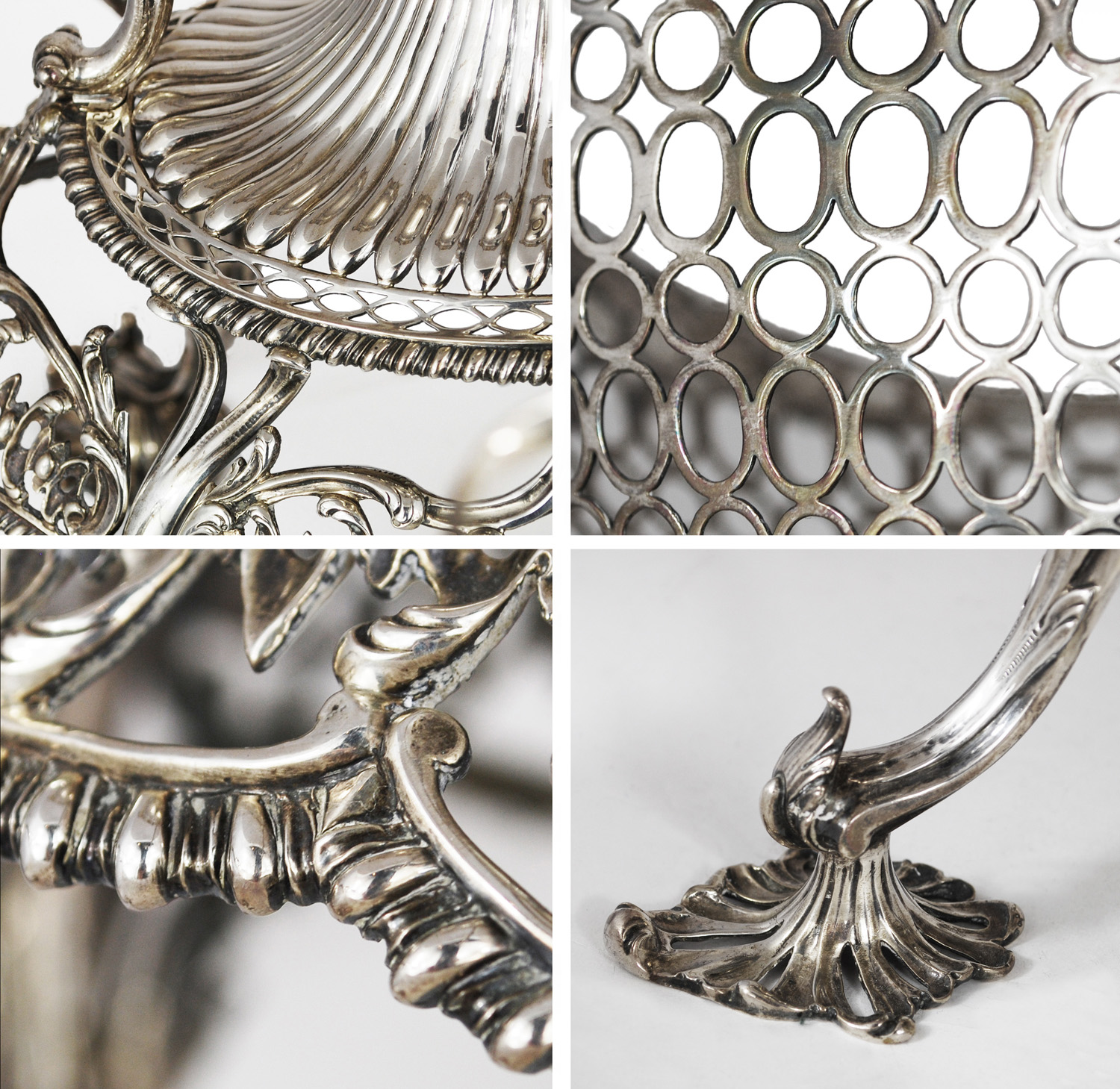 Using Antique Epergne for Dining Table Accessories Ideas: Fancy Epergne | Alluring Epergnes