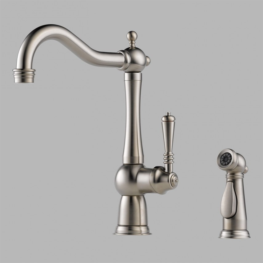 Fancy Kitchen Faucets | Touch Activated Kitchen Faucets | Brizo Kitchen Faucets