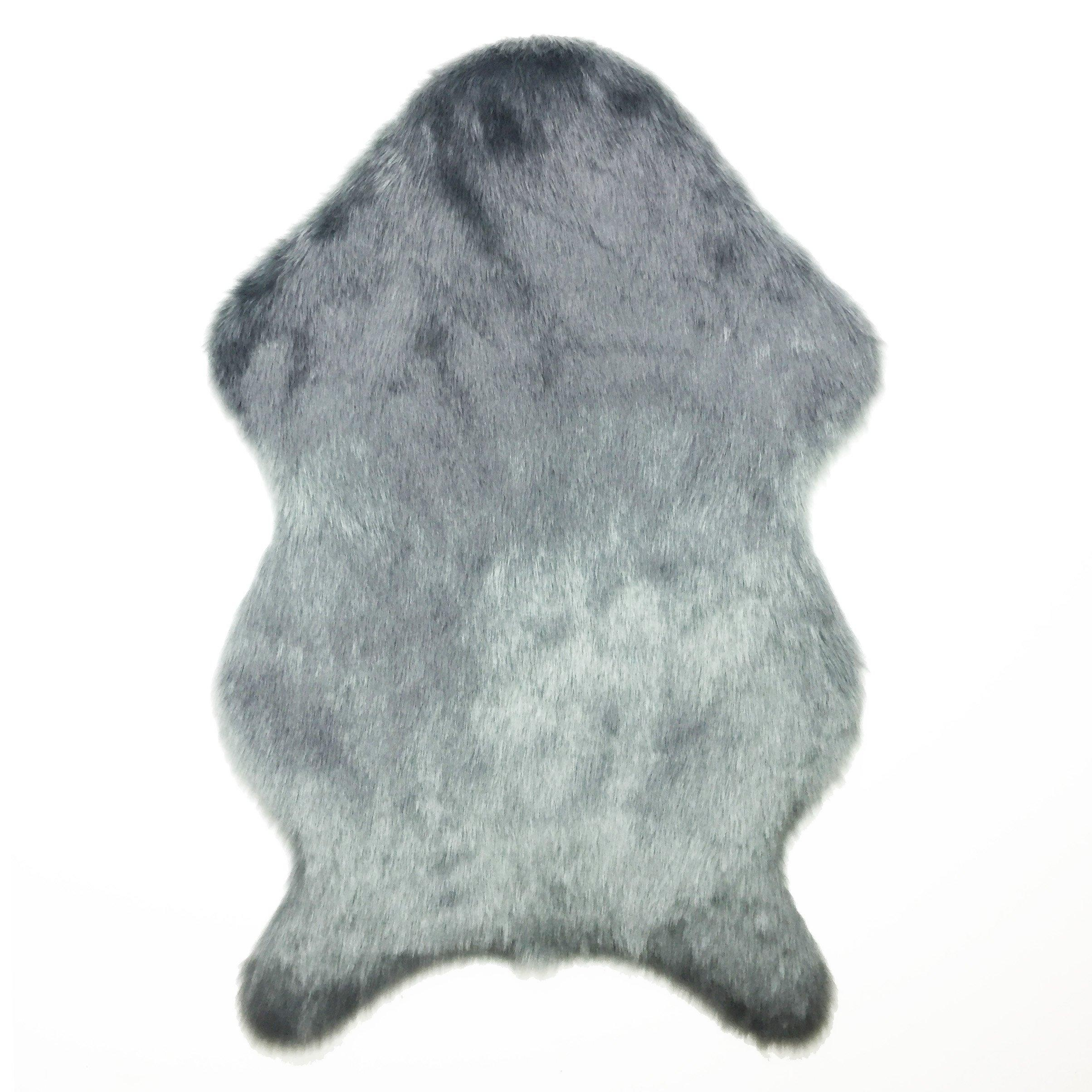 Faux Fur Area Rugs | Fur Rug | Tiger Fur Rug