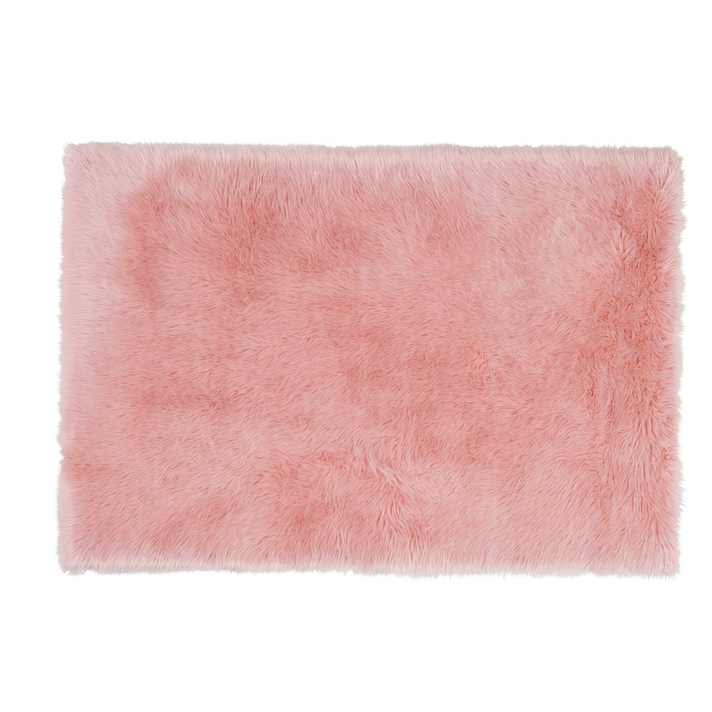 Faux Sheepskin Rugs | Fur Rug | Sheepskin Throw Rug