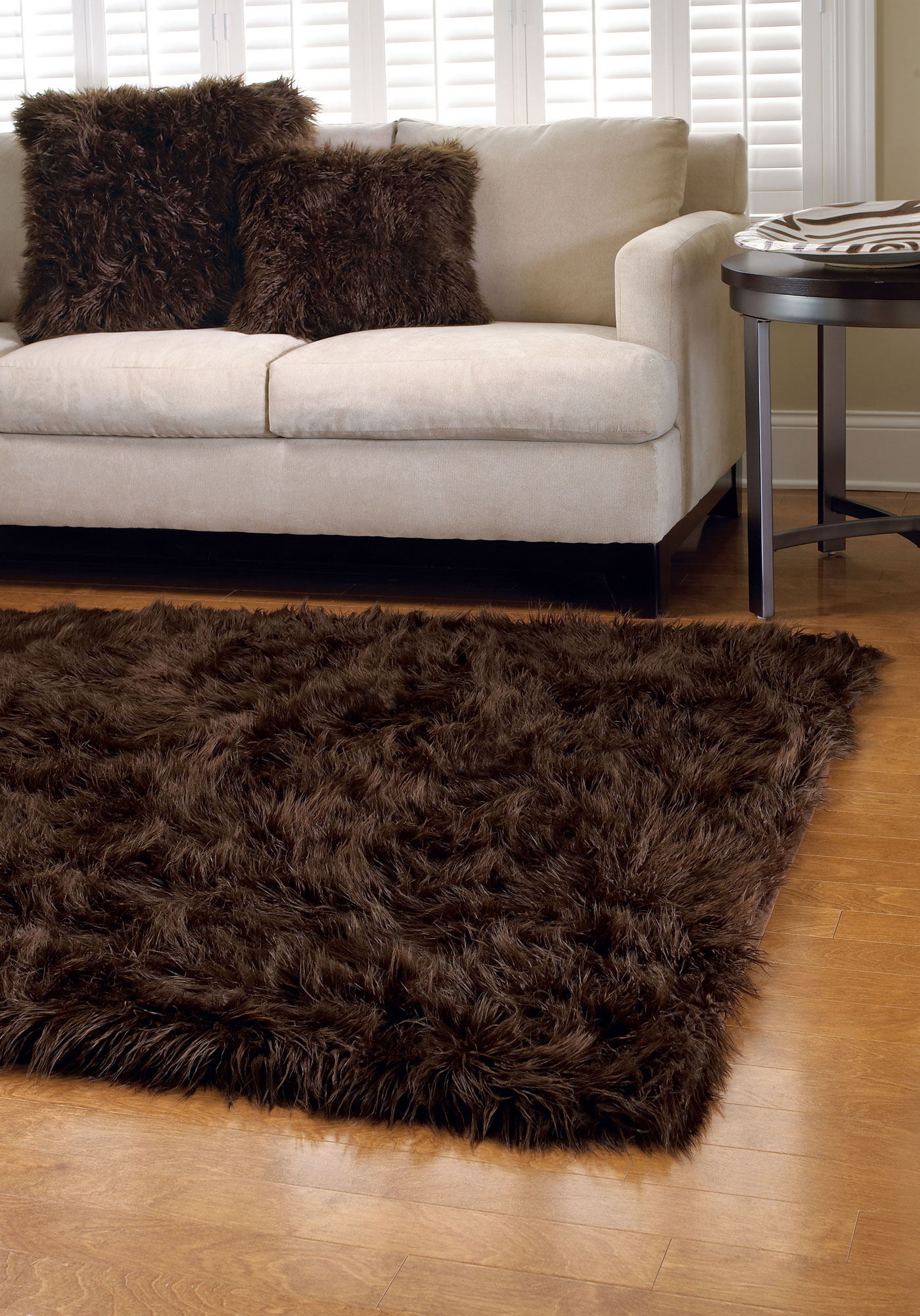 Faux Skin Rug | Fur Rug | Sheepskins for Sale